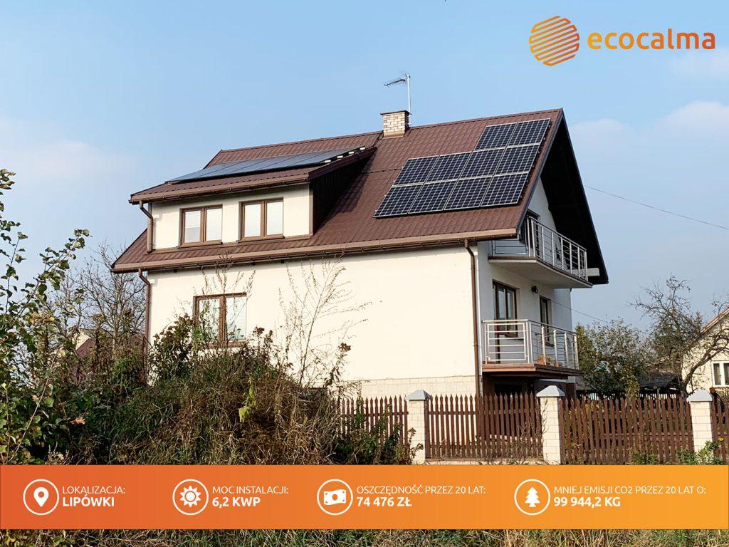 Fotowoltaika - instalacja fotowoltaiczna Garwolin do 10 kW